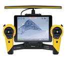 Parrot Skycontroller for Bebop Drone amplified Wi-Fi 36 dBm radio for iOS and Android (yellow)