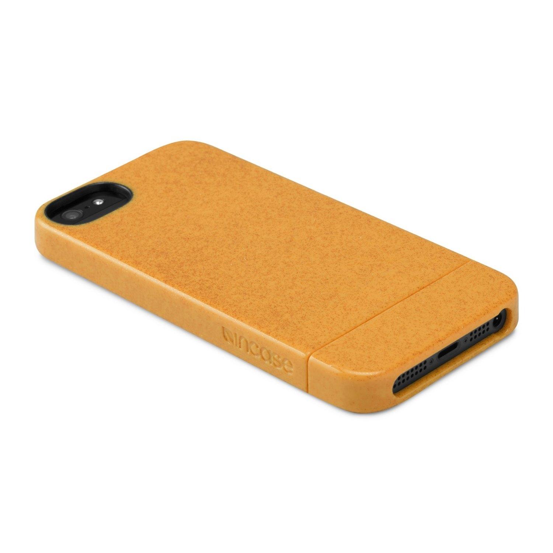 the best attitude 7268a 076d3 Incase Crystal Slider Case - поликарбонатов кейс за iPhone 5, iPhone 5S,  iPhone SE (оранжев)