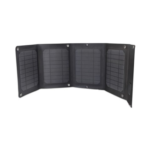Voltaic Arc 20W Folding Solar Panel + V72 Battery Kit