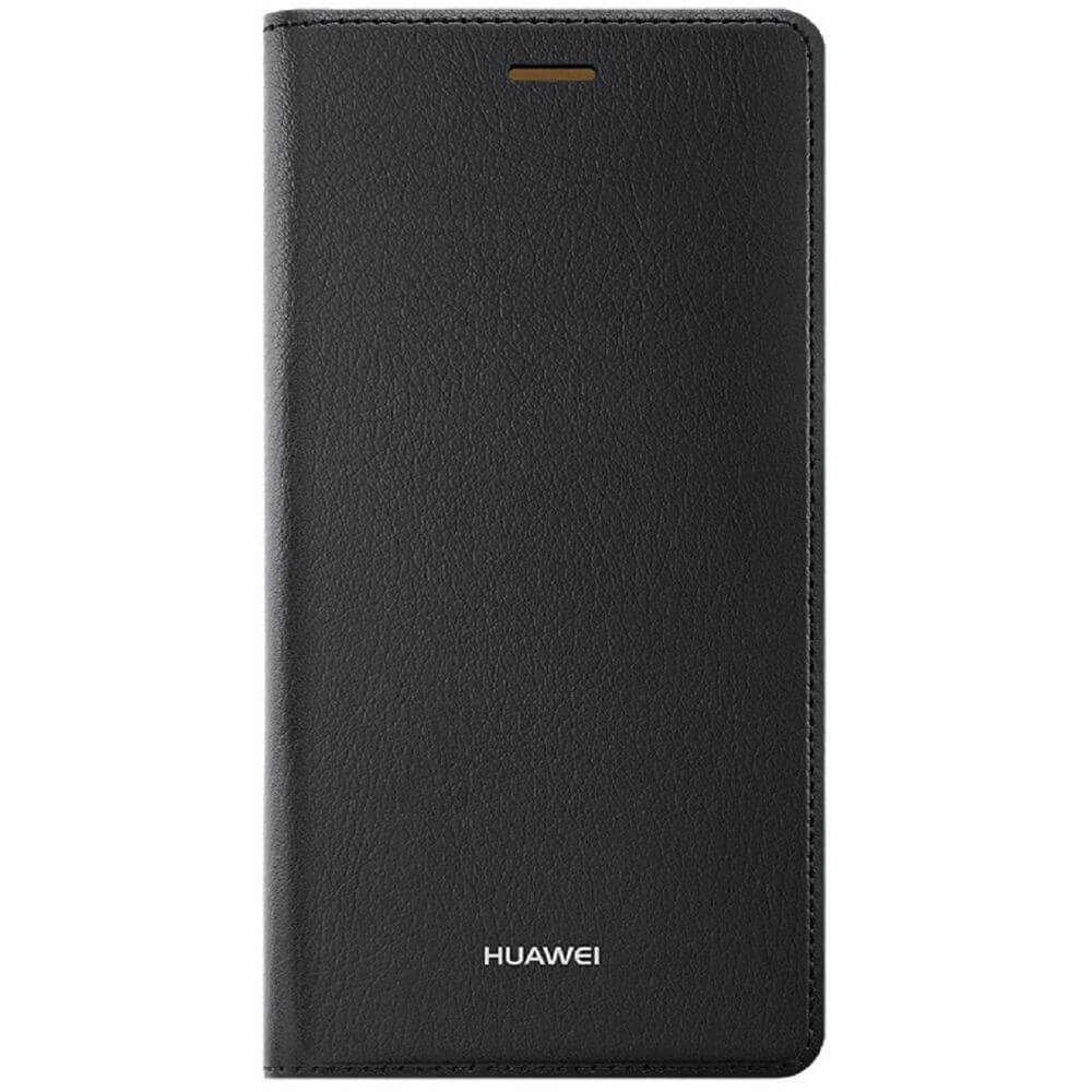 huawei flip case for huawei p8 lite black price. Black Bedroom Furniture Sets. Home Design Ideas
