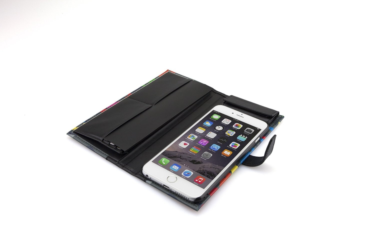 Tunewear Complete Wallet for iPhone 6 Plus, iPhone 6S Plus ...