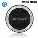 Braven Mira HD Wireless Home Bluetooth Shower Speaker | 1200mAh | black/black | BMRABBB