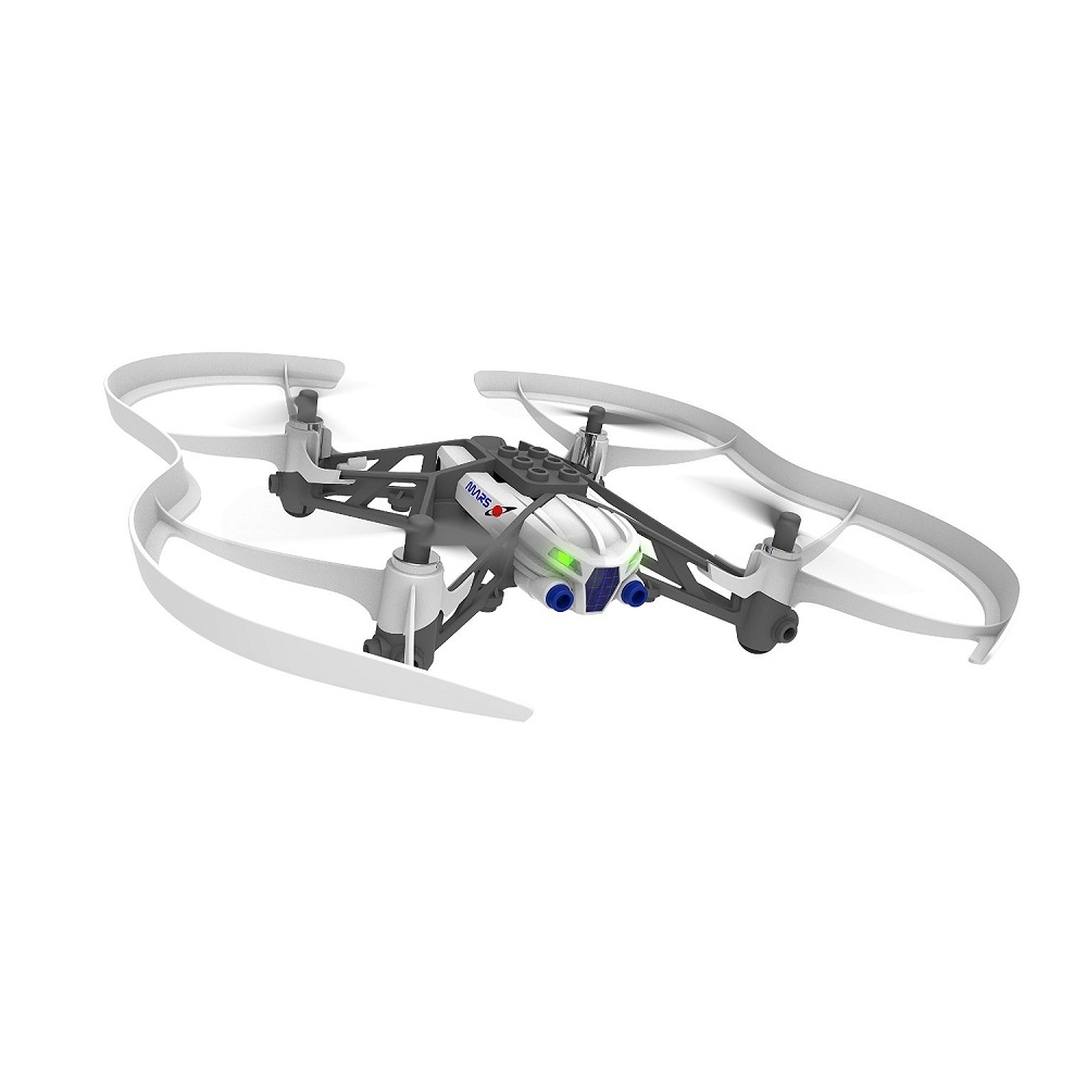 parrot minidrones airborne cargo drone mars controlled by. Black Bedroom Furniture Sets. Home Design Ideas