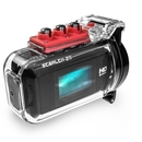 Drift Accessory Stealth 2 Action Camera Waterproof Case - ударо и водоустойчив кейс за Drift Stealth 2 екшън камера