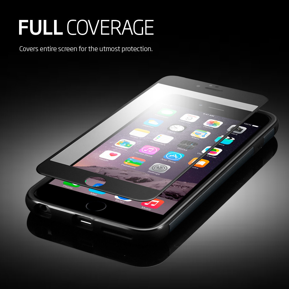 Image result for iphone full coverage tempered glass