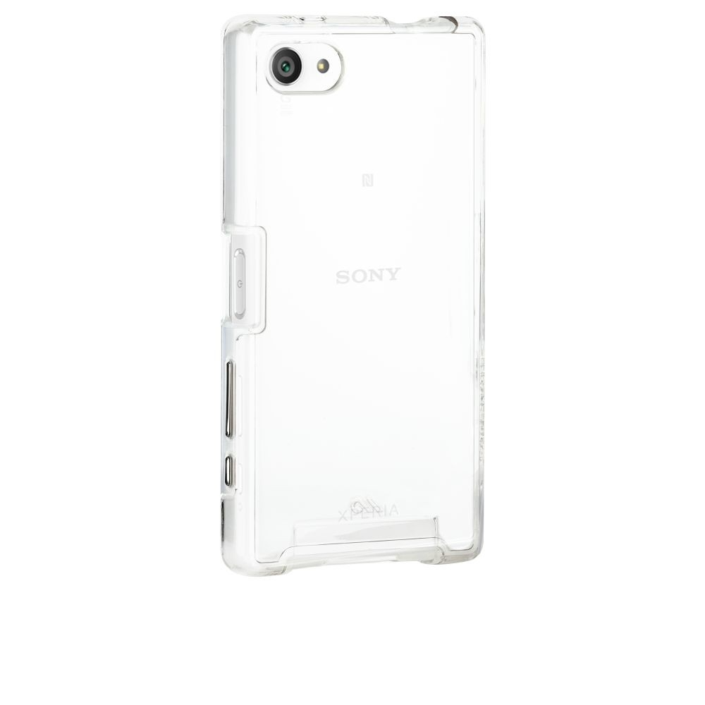 CaseMate Naked Tough Case for Sony Xperia Z5 Compact (clear)