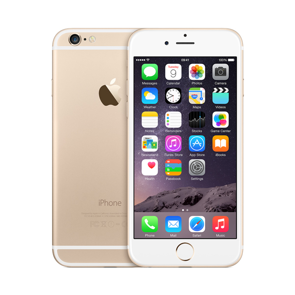 Dummy Apple iPhone 6S Plus - макет на iPhone 6S Plus (златист)