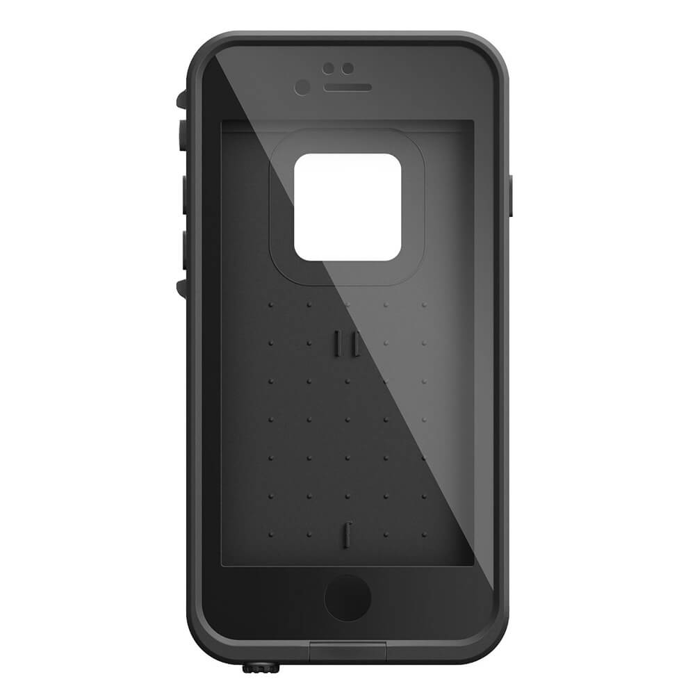 how to put on a lifeproof case iphone 6 plus