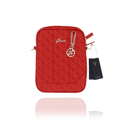 Guess Scarlet Universal Bag 10 in. for iPad and tablets up to 10 in. (red)