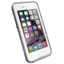 LifeProof Fre Touch ID - ударо и водоустойчив кейс за iPhone 6S Plus, iPhone 6 Plus (бял)