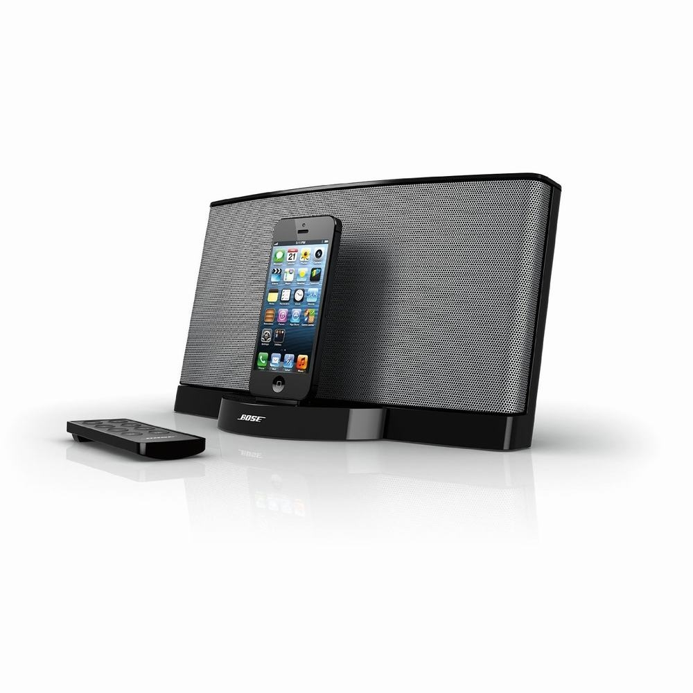 bose sounddock iii speaker for iphone ipod with. Black Bedroom Furniture Sets. Home Design Ideas