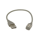 USB Jawbone UP Charging Cable 23cm - захранващ USB кабел за Jawbone UP2, UP3, UP4