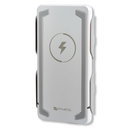 4smarts Hover Wireless Charging Power Bank Qi (white-grey)