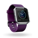 Fitbit Blaze Small Size - smart fitness watch (plum)