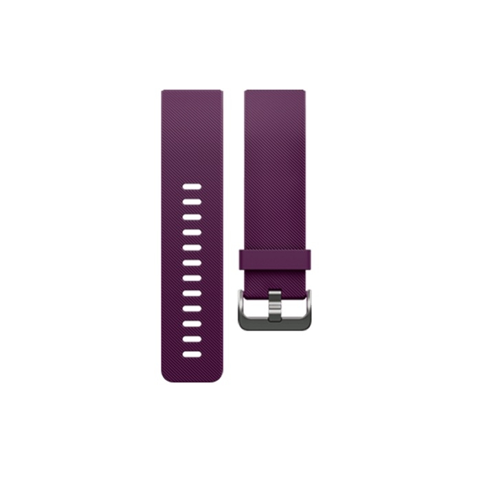 Fitbit Blaze Accessory, Classic Band, Large (plum)