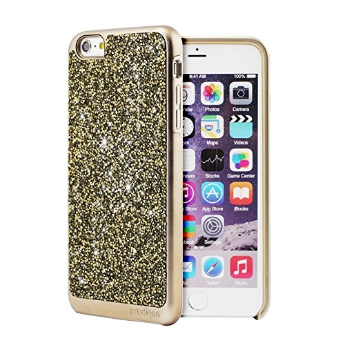 Prodigee Fancee Case for iPhone 6S, iPhone 6 (gold)