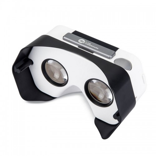 DSCVR I AM Cardboard Virtual Reality Glasses Spectator for iOS and Android