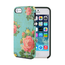 Prodigee Artee Bouquet Flower Case - хибриден удароустойчив кейс за iPhone SE, iPhone 5S, iPhone 5
