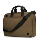 Knomo Maxwell 15 Slim Briefcase (deep army)