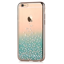 Comma Unique Polka 360 Case with Swarovski Elements for iPhone 6, iPhone 6S (gold green)