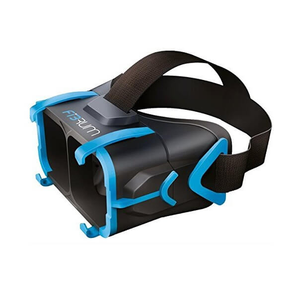 Fibrum VR Headset Pro for iOS and Android from 4 to 6 inches