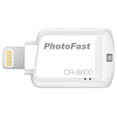 PhotoFast Lightning to MicroSD Card Reader CR-8800 - адаптер за microSD памет за iPhone, iPad, iPod с Lightning