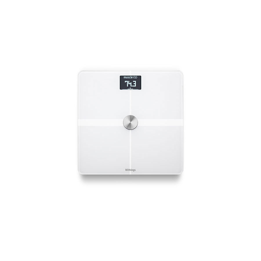Withings Body scale for iOS and Android - white