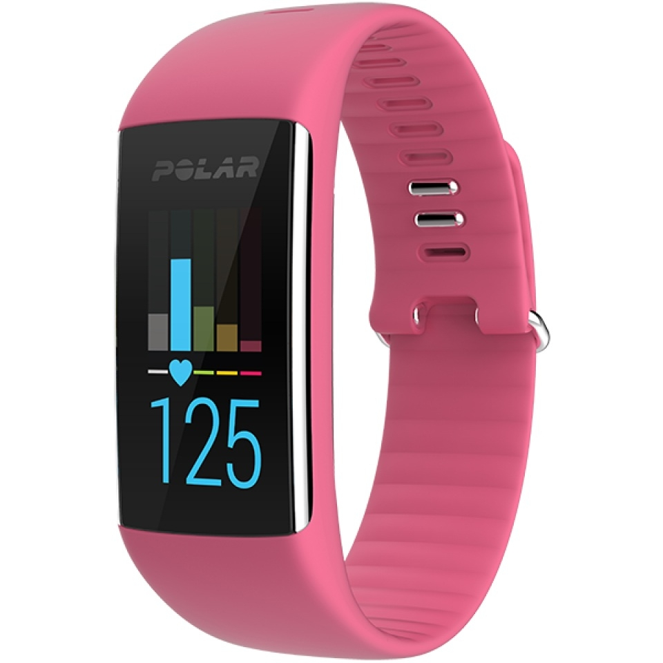Polar Fitness Band A360, Size S (pink)