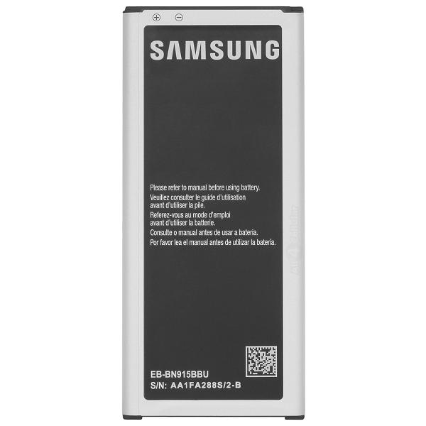 Samsung Battery EB-BN915BB - оригинална резервна батерия за Samsung Galaxy Note Edge (bulk)