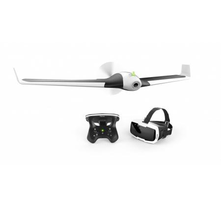 Parrot Disco FPV Skycontroller 2 Cockpitglasses for iOS and Android (white)
