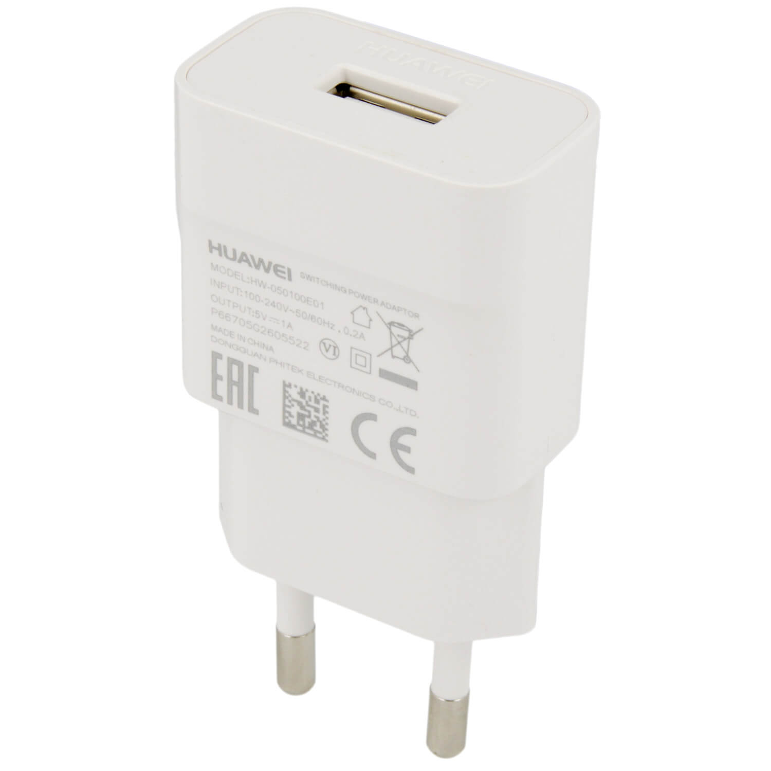 Huawei Travel Charger Hw 050100e01 1000ma White Price