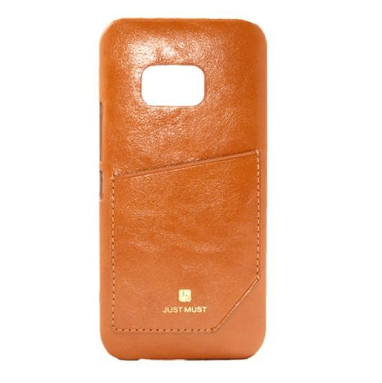 Just Must Chic Collection Case for Samsung Galaxy S7 (brown)