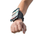 4smarts Marathon Universal Sports Armband for the Forearm for smartphones up to 5.5 in.(black)