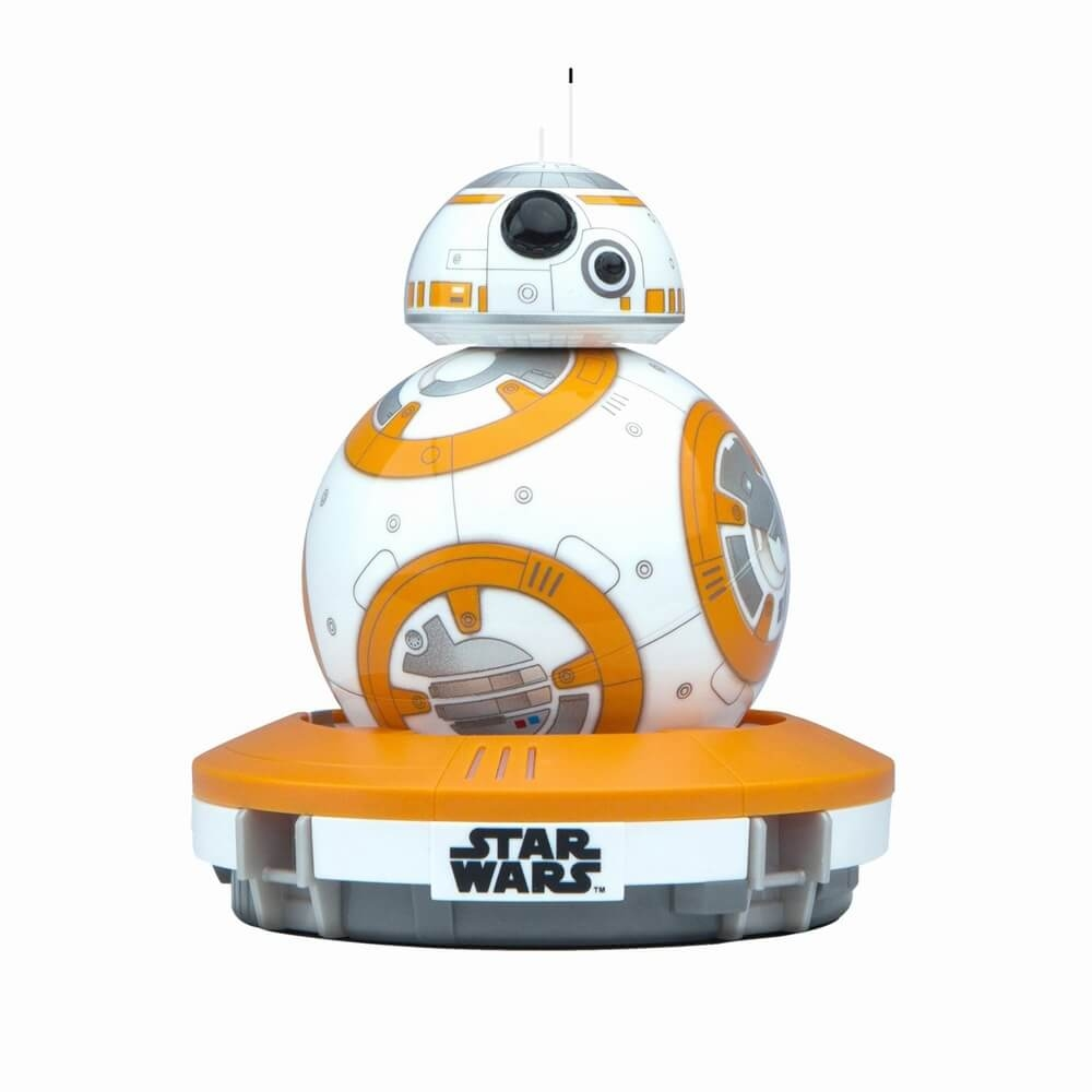 Orbotix Sphero BB-8 Droid - управляем дроид BB-8 от Star Wars The Force Awakens