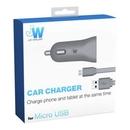 Just Wireless CC Dual microUSB Car Charger 3.1A - ������� �� ���� � ��� USB ������ � microUSB ����� �� ������� ����������