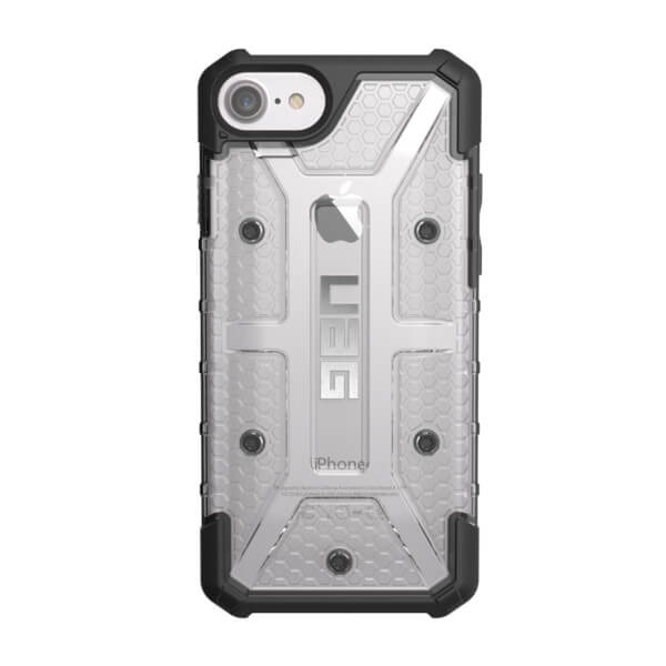 Urban Armor Gear Plasma Case for iPhone 8, iPhone 7, iPhone 6S, iPhone 6 (clear)