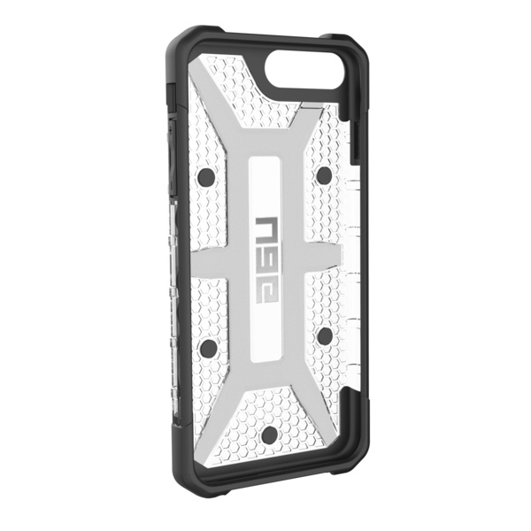 new styles 1fa6b 59a34 Urban Armor Gear Plasma - удароустойчив хибриден кейс за iPhone 8 Plus,  iPhone 7 Plus, iPhone 6S Plus, iPhone 6 Plus ...