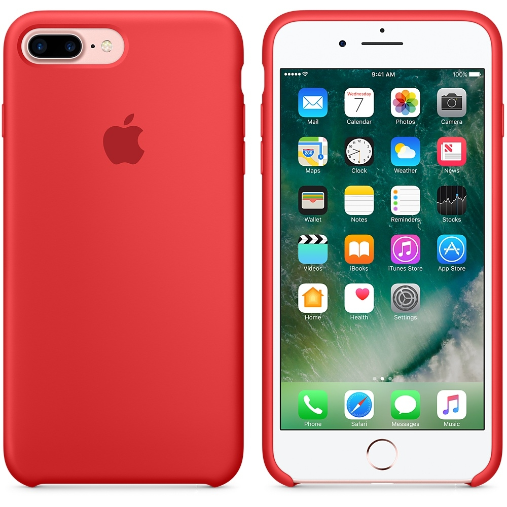 custodia iphone 8 plus apple originale