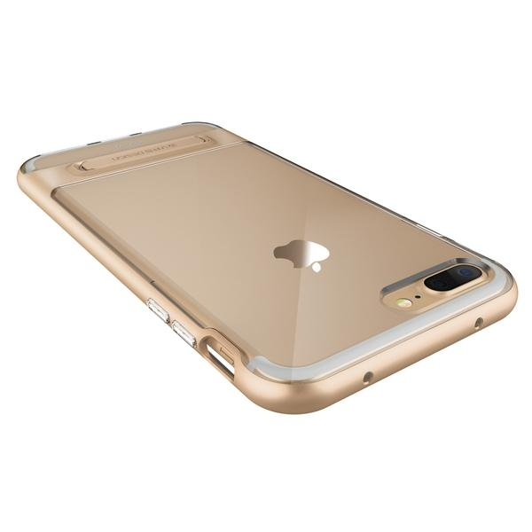 Verus Crystal Bumper Case For IPhone 8 Plus 7 Gold 2