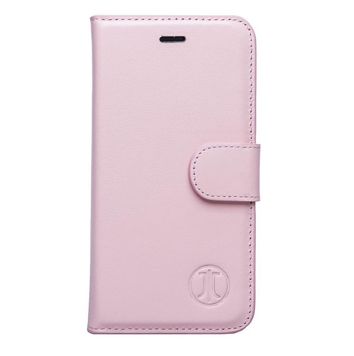 JT Berlin LeatherBook Style Case for Apple iPhone 8 Plus, iPhone 7 Plus (rose)