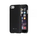 Mozo Leather Case - кожен кейс (естествена кожа) за iPhone 7 Plus (черен)