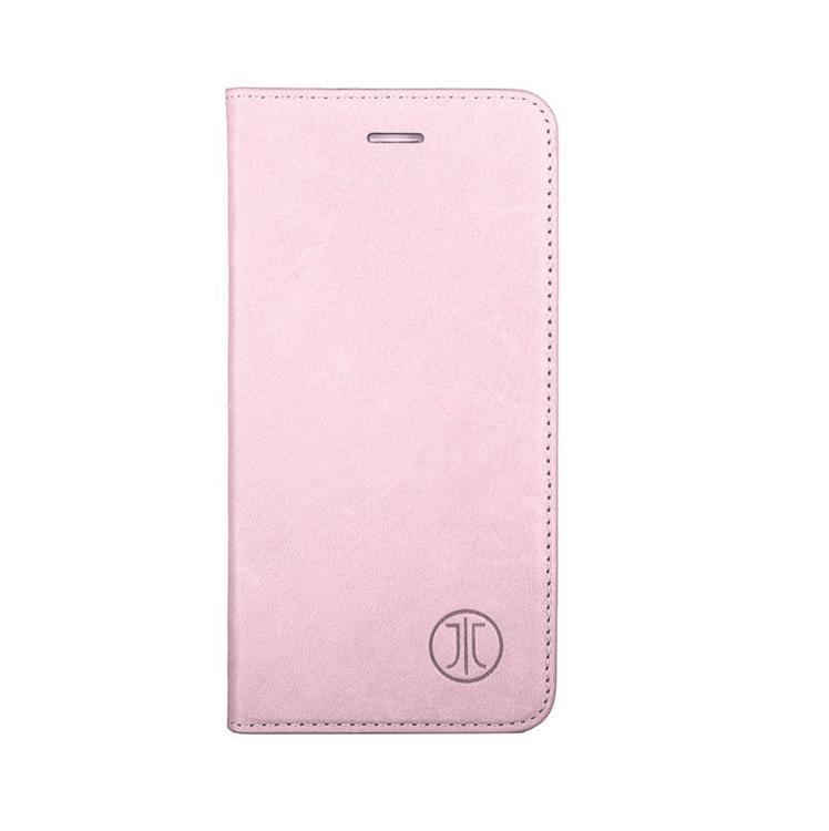 JT Berlin LeatherBook Magic Case for Apple iPhone 8, iPhone 7 (rose)