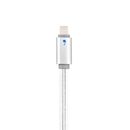 Devia Neo Lightning USB Cable - USB кабел за iPhone 7 и Apple продукти с Lightning вход (сребрист)