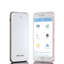 Comma Slim Box Wireless Storage Power Bank - ������ ������� (5000mAh) � ��������� ����� (32GB) �� �������� ���������� �� ������� �� iOS � Android