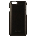 Knomo Moulded Open Face Leather Case for iPhone 7 (black)
