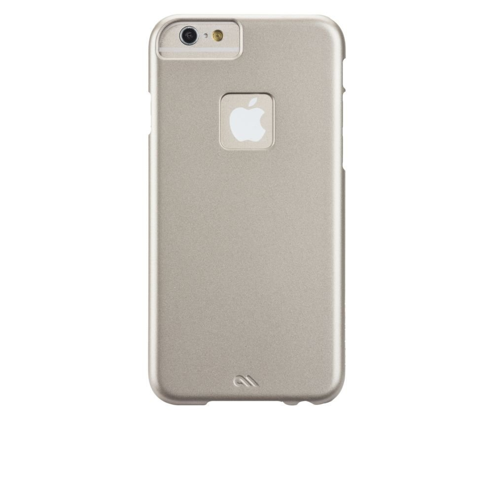 finest selection b0afa 66951 CaseMate Barely There - поликарбонатов кейс за iPhone 6, iPhone 6S, iPhone  8, iPhone 7 (златист)