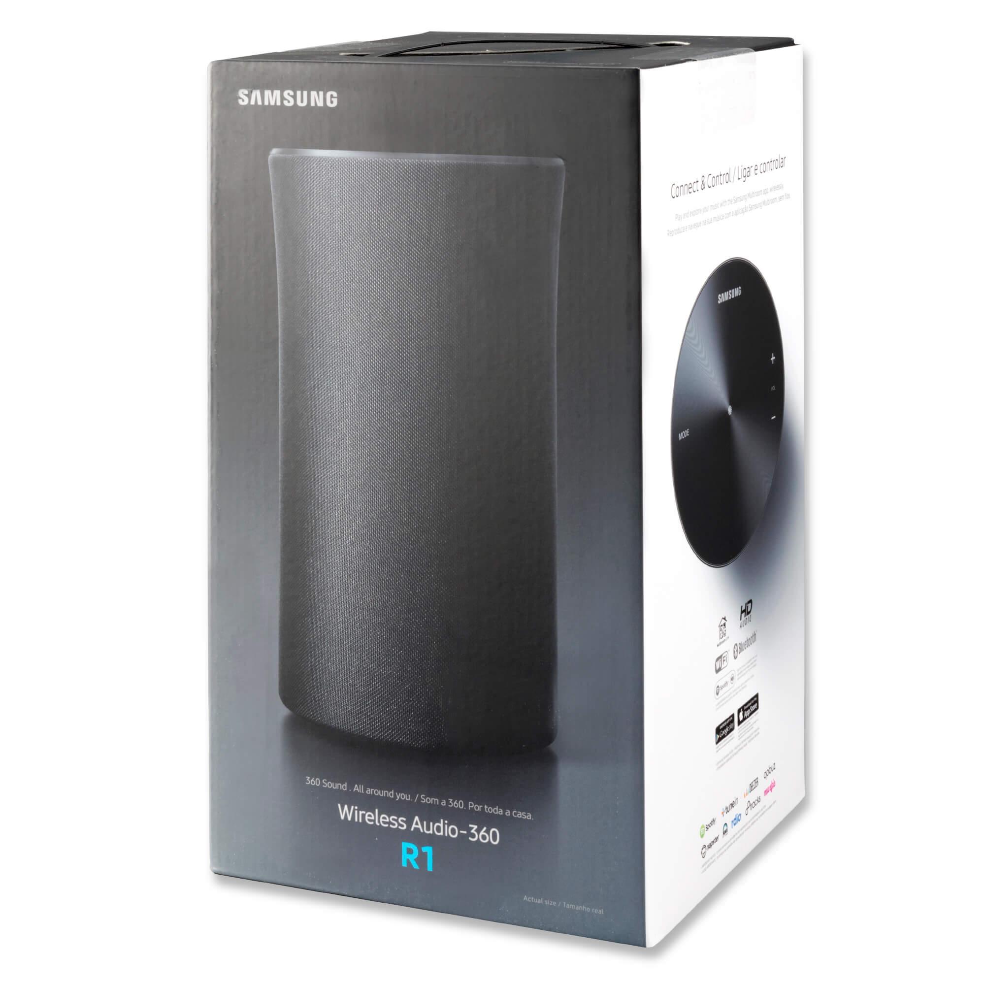 Samsung Wireless Audio 360 R1 Bluetooth Speaker