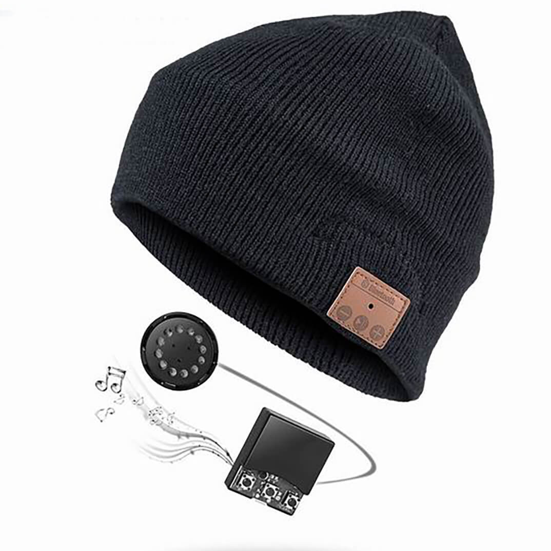 4smarts Basic Beanie Bluetooth Headset (black)