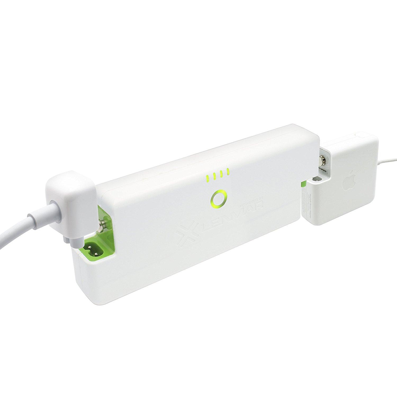 Lenmar ChugPlug 45W 16000mAh - външна батерия 16000mAh за Apple Macbook Air (бял)