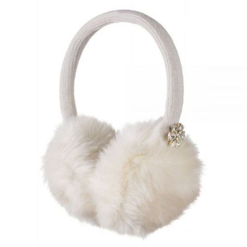 KitSound On-Ear Embellished Audio Earmuffs - ушанки с вградени слушалки с 3.5 мм аудио жак за iPhone и мобилни устройства